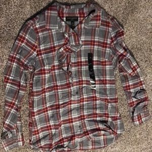 Woman's flannel
